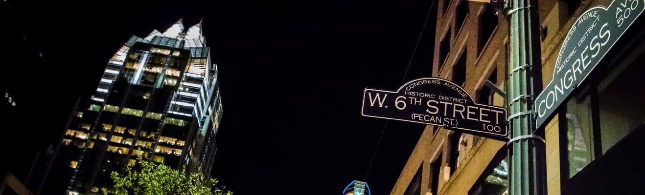 Austin - Wine, Shopping, Eco, Urban, Historic, Nightlife