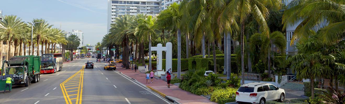 Miami Beach - Beach, Romantic, Nightlife