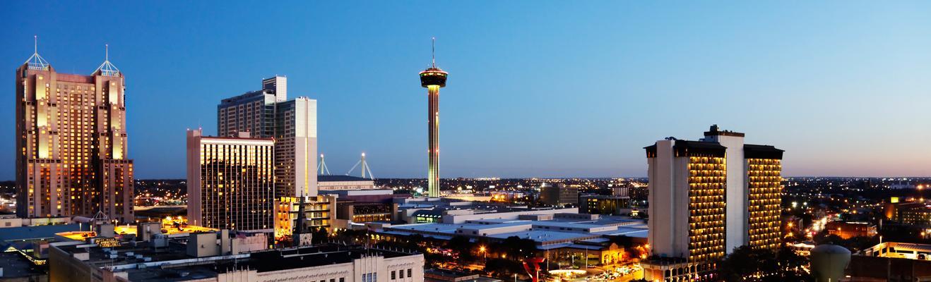 San Antonio - Romantic, Shopping, Urban, Historic, Nightlife