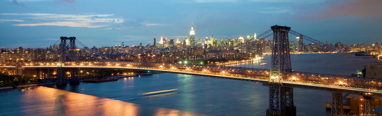 New York - Romantic, Shopping, Urban, Historic, Nightlife