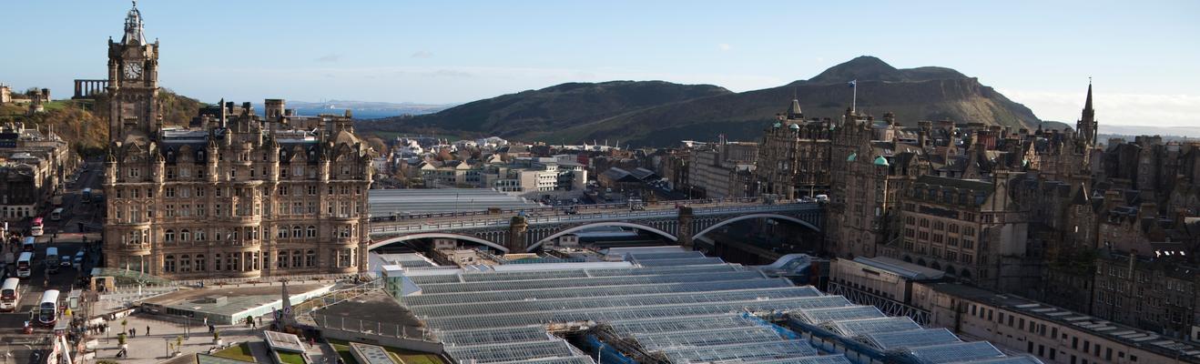 Edinburgh - Urban, Historic