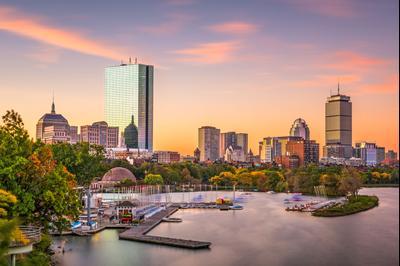 บอสตัน โรงแรม