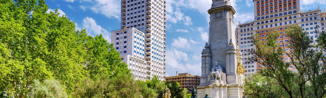 Madrid - Urban, Historic, Nightlife