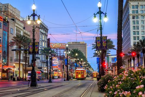 Deals for Hotels in New Orleans