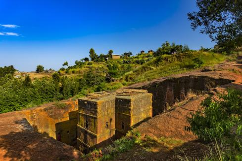 Deals for Hotels in Lalibela