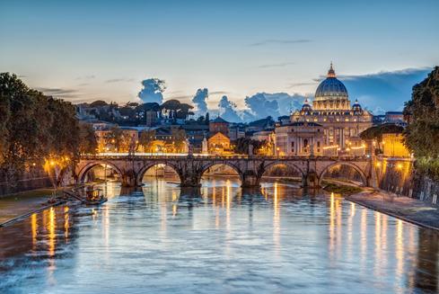 ข้อเสนอสำหรับโรงแรมใน โรม