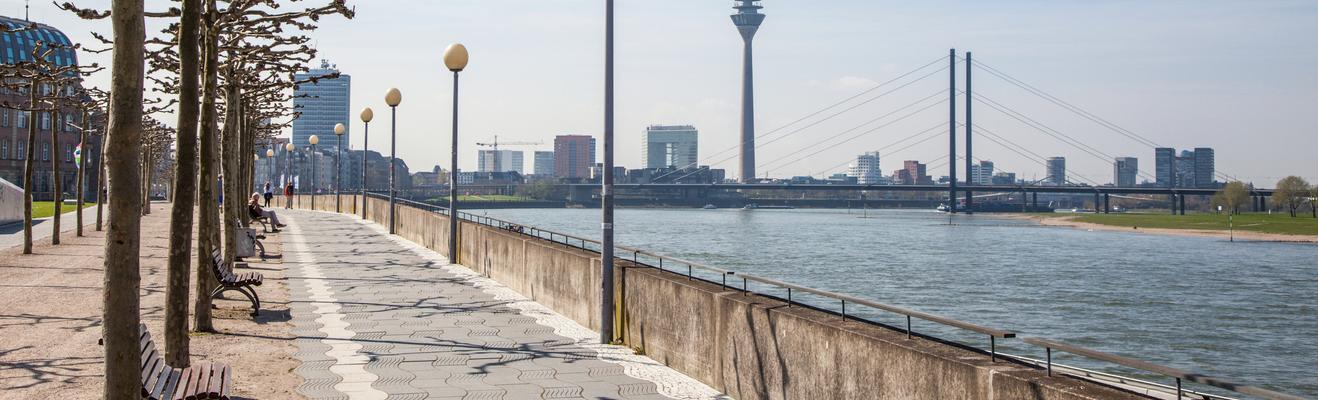 Dusseldorf - Urban, Historic