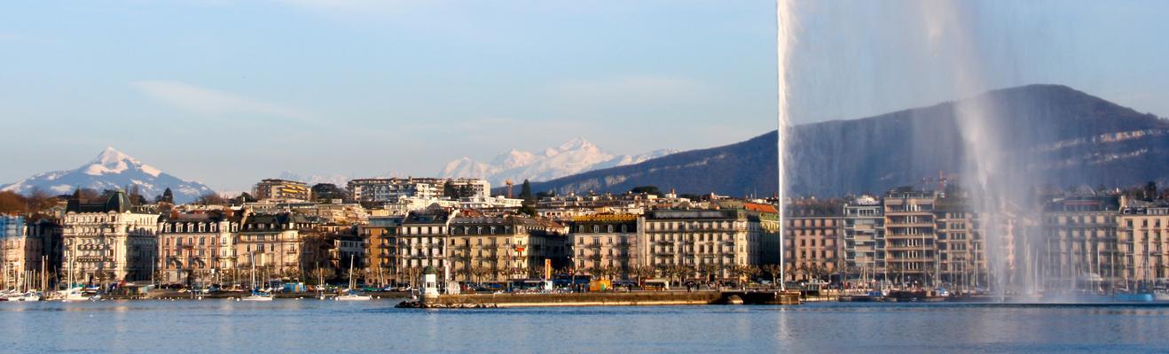 Geneva - Urban, Historic