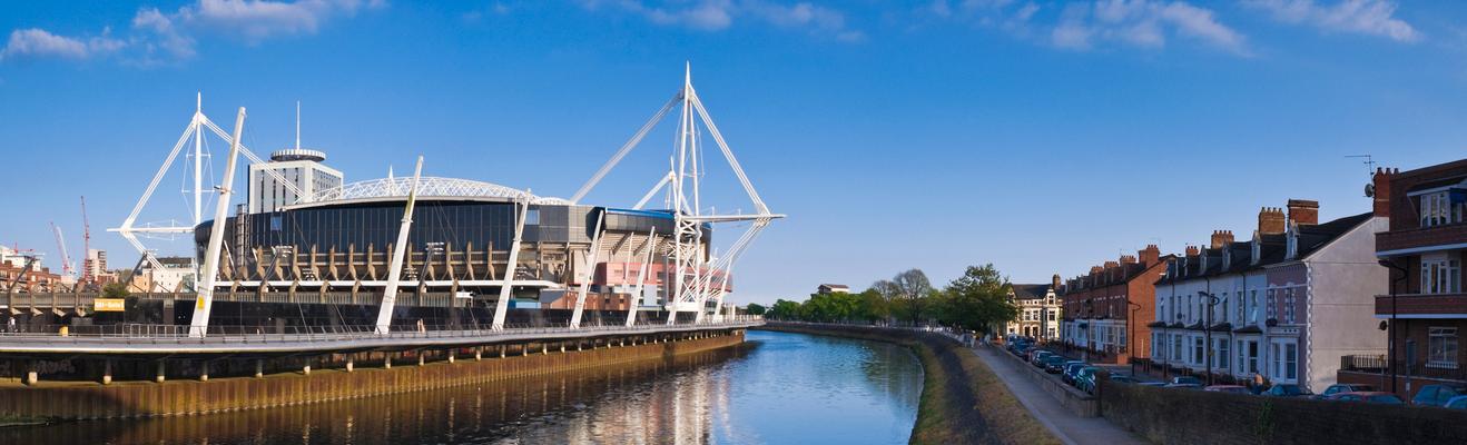 Cardiff - Urban, Historic
