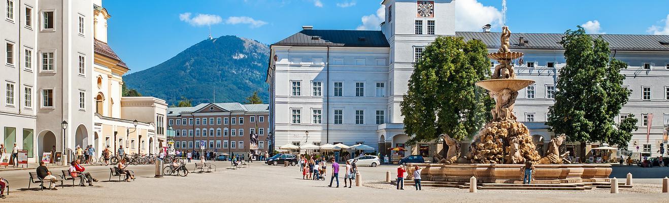 Salzburg - Shopping, Eco, Urban, Historic