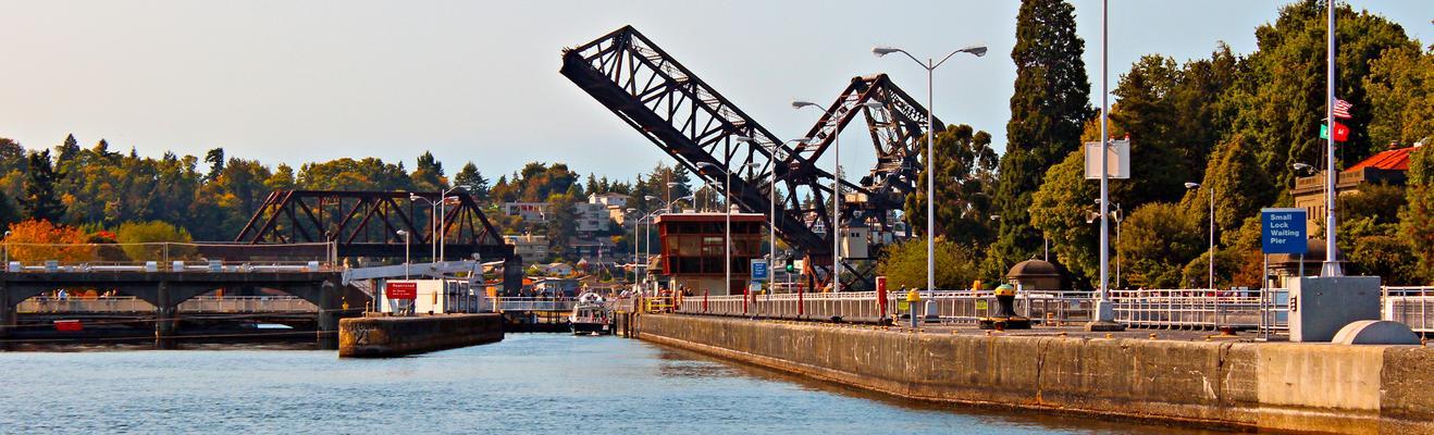 Seattle - Beach, Shopping, Eco, Urban, Historic, Nightlife