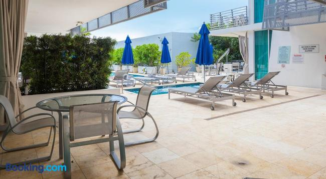 South Beach Luxury Ocean Hotel Suites - Miami Beach - Pool