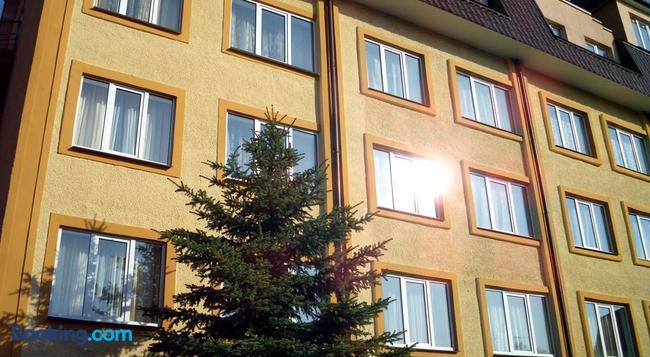 Prykarpattya - Ivano-Frankivs'k - Building