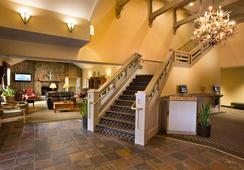 Coast International Inn - แองกริต - ล็อบบี้