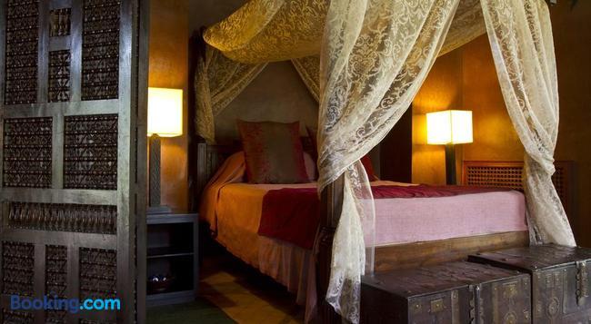 Dar Zemora - Marrakesh - Bedroom