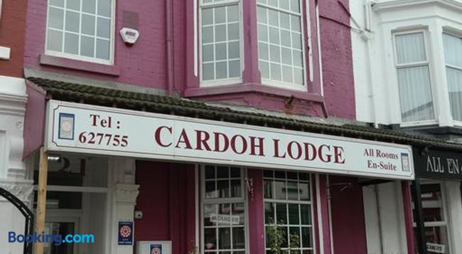 Cardoh Lodge - Blackpool - Building