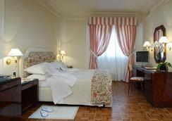 Hotel De La Ville - ฟลอเรนซ์ - ห้องนอน
