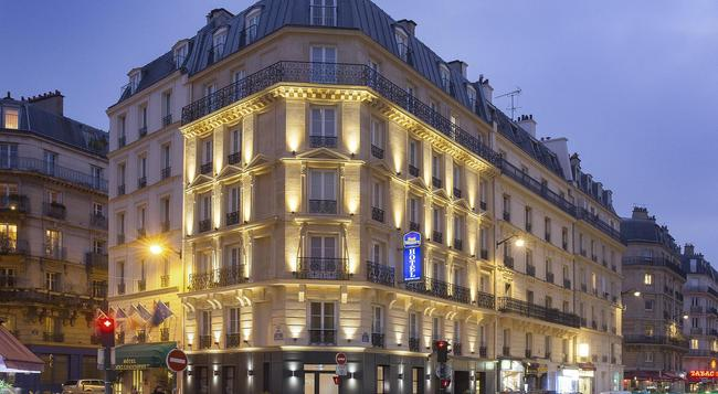 Best Western Quartier Latin Pantheon - Paris - Building