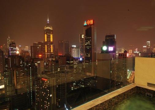 Best Western Hotel Causeway Bay - ฮ่องกง - ระเบียง