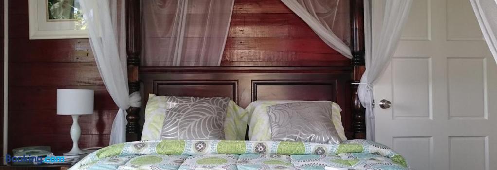 Palm Cottage - Castries - Bedroom