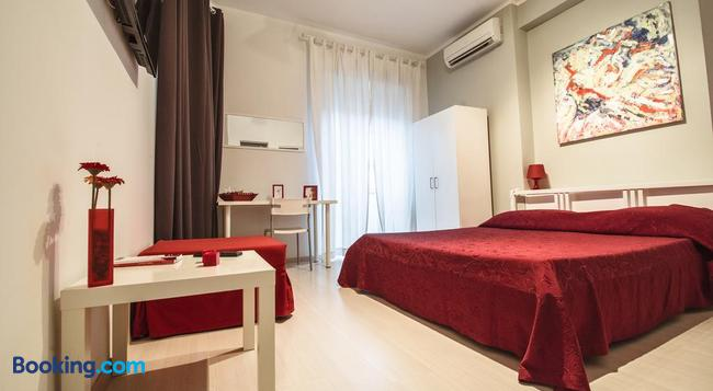 The Colours OF Rome - Rome - Bedroom