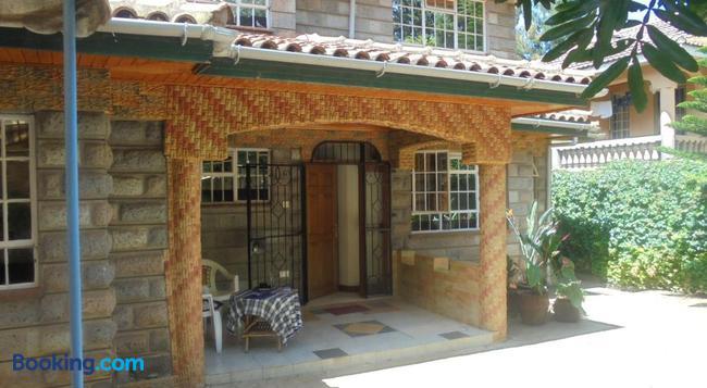 Kilerichwa Homestay - Nairobi - Building