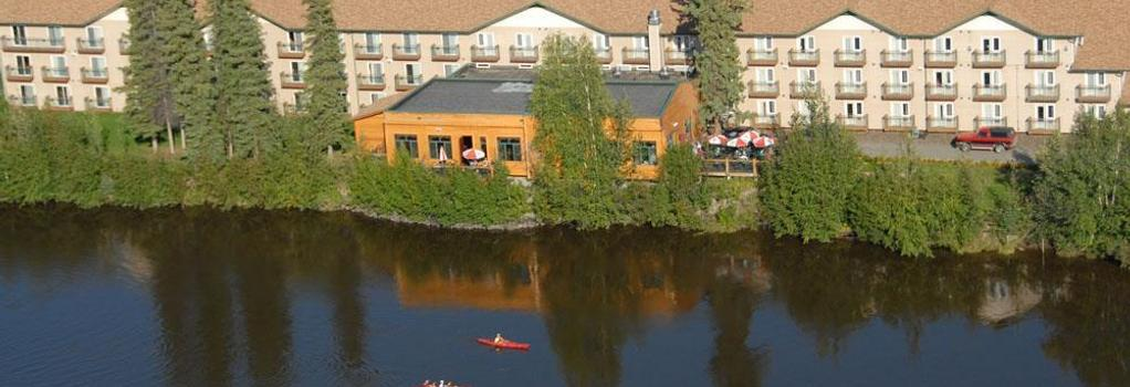 Pike's Waterfront Lodge - Fairbanks - Building