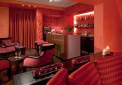 Hotel Fiume - โรม - บาร์