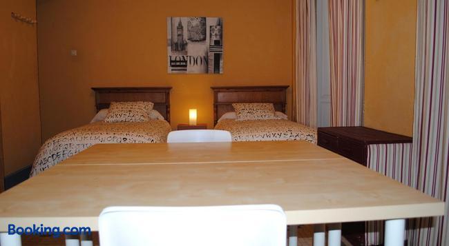 Pensión Santa Paula - Malaga - Bedroom