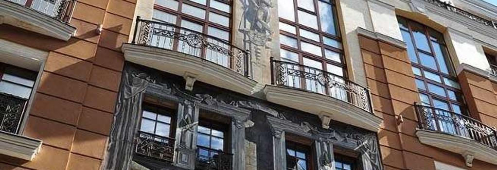 Nobilis Hotel - Lviv - Building