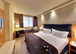 Hotel Silken Indautxu Bilbao - บิลเบา - ห้องนอน