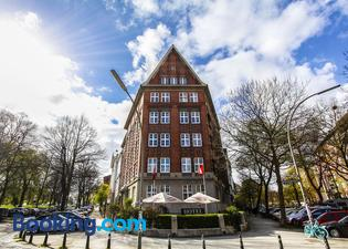 Hotel Fresena im Dammtorpalais