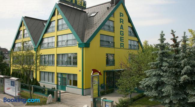 Hotel Asperner Löwe - Vienna - Building