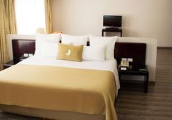 Best Western Plus Gran Hotel Morelia - มอเรเลีย - ห้องนอน