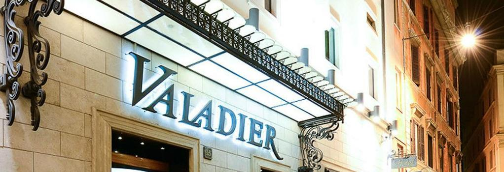 Hotel Valadier - Rome - Building