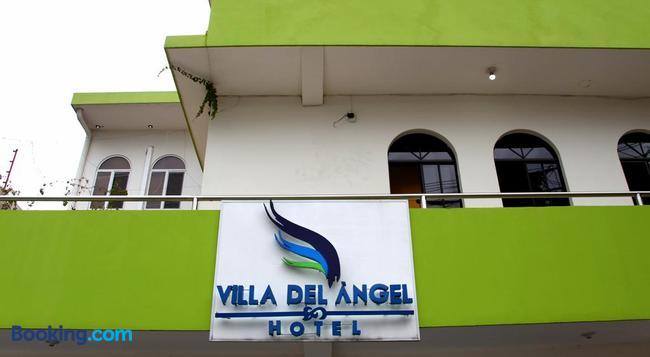 Villa del Angel Hotel - San Salvador - Building