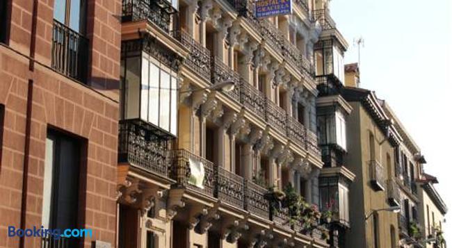 Hostal Graciela - Madrid - Building