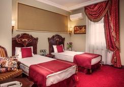 Staro Hotel - เคียฟ - ห้องนอน