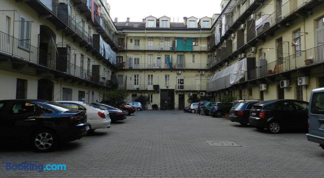 Residence Valdocco - Turin - Building