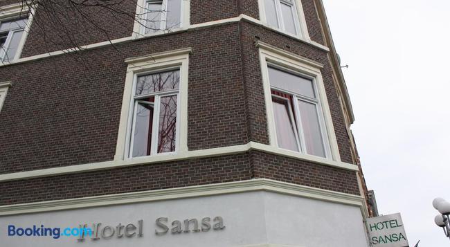 Hotel Sansa - Maastricht - Building