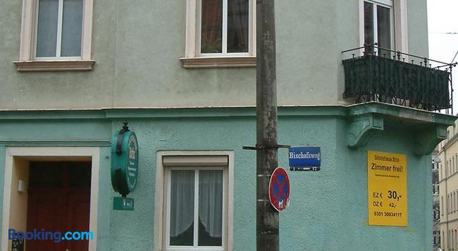 Pension Olé - Dresden - Building