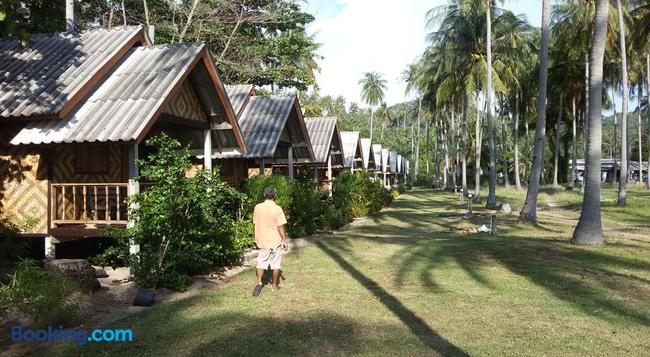 Green Chilli Bungalows - Ko Lanta - Building