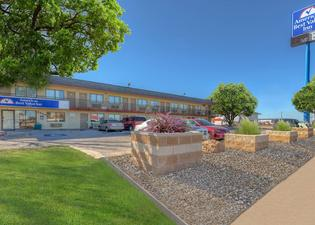 Americas Best Value Inn Amarillo Airport/Grand Street