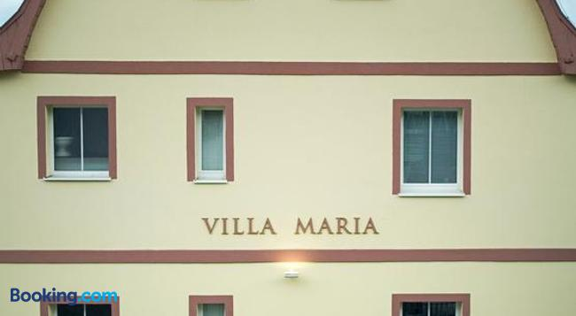 Pension Villa Maria - Carlsbad - Building