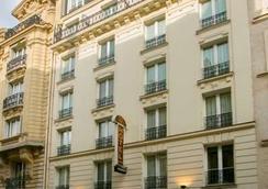 Alexandrine Opera - ปารีส - อาคาร