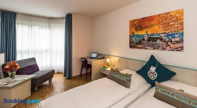 Hotel Amenity - Munich - Bedroom
