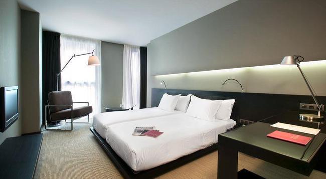 Silken Gran Teatro - Burgos - Bedroom