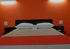 Motel 6 Baltimore City - บัลติมอร์ - ห้องนอน