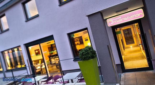 Hotel Mainstation - Frankfurt am Main - Building