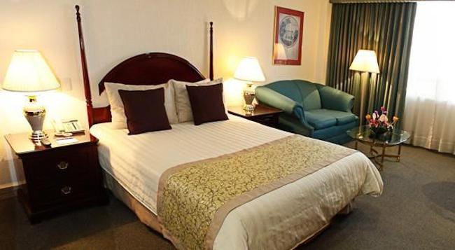 Pedregal Palace - Mexico City - Bedroom